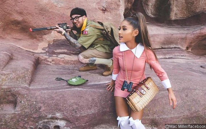 Ariana Grande Gets 'Cool' Mac Miller Tribute Tattoo to Cover Up Her Pete Davidson-Inspired Ink