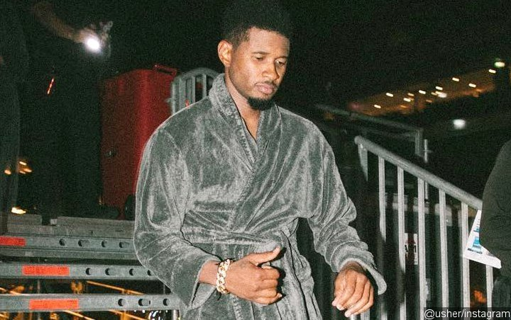 Man Accusing Usher of Infecting Him With Herpes Withdraws Medical Records Demand
