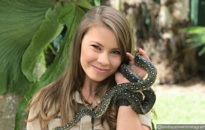 Bindi Irwin Says Time Doesn't Heal Wound After Dad Steve Irwin's Death