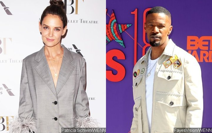Katie Holmes and Jamie Foxx Have a Blast on Rare Public Outing in New Orleans