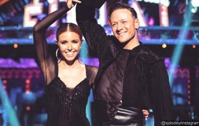 Stacey Dooley Tearfully Praises Pro-Dancer Partner for 'Strictly Come Dancing' Win