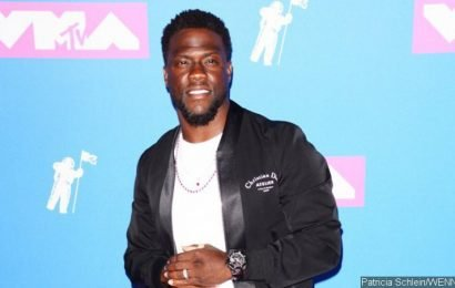 Kevin Hart Gifts Crew With 'Old School Cars' at the End of Tour