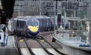 Chaos as trains to London St Pancras are cancelled or delayed