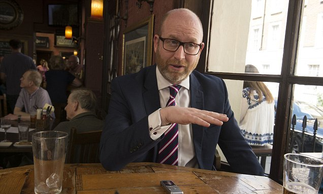 Ex-leader Paul Nuttall is the latest to quit Ukip over Tommy Robinson