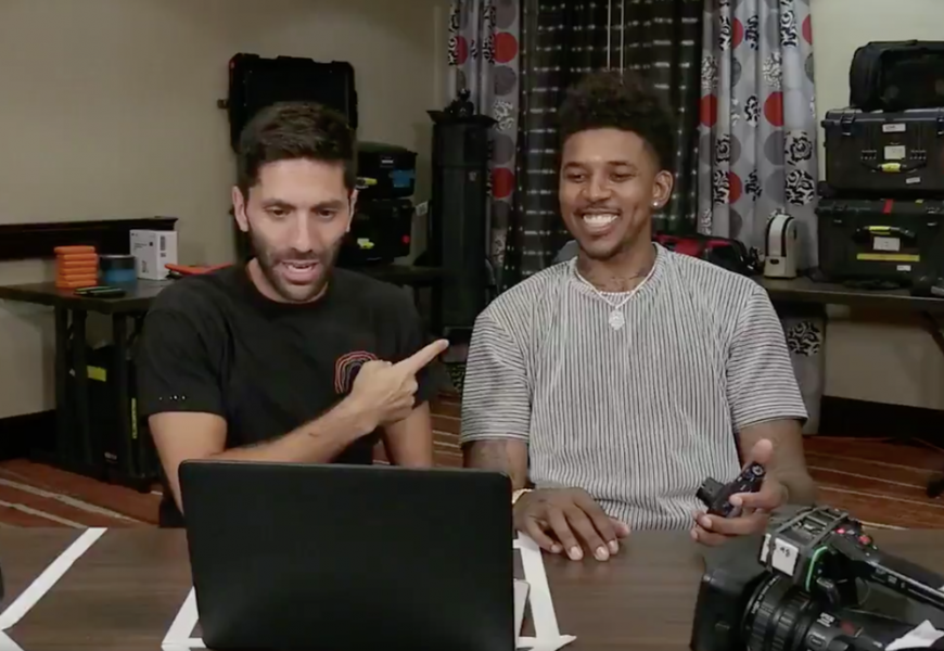 This Week's 'Catfish' Features A Celebrity Love Story — But With A Catch