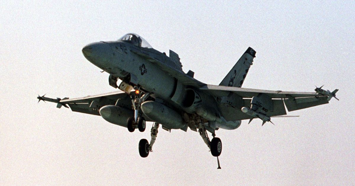 6 US Marines missing after two jets crash in mid-air during refuelling off Japan