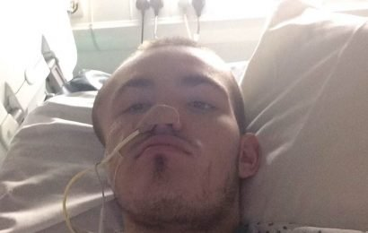 Miracle of paralysed rugby player who was told he would never walk again