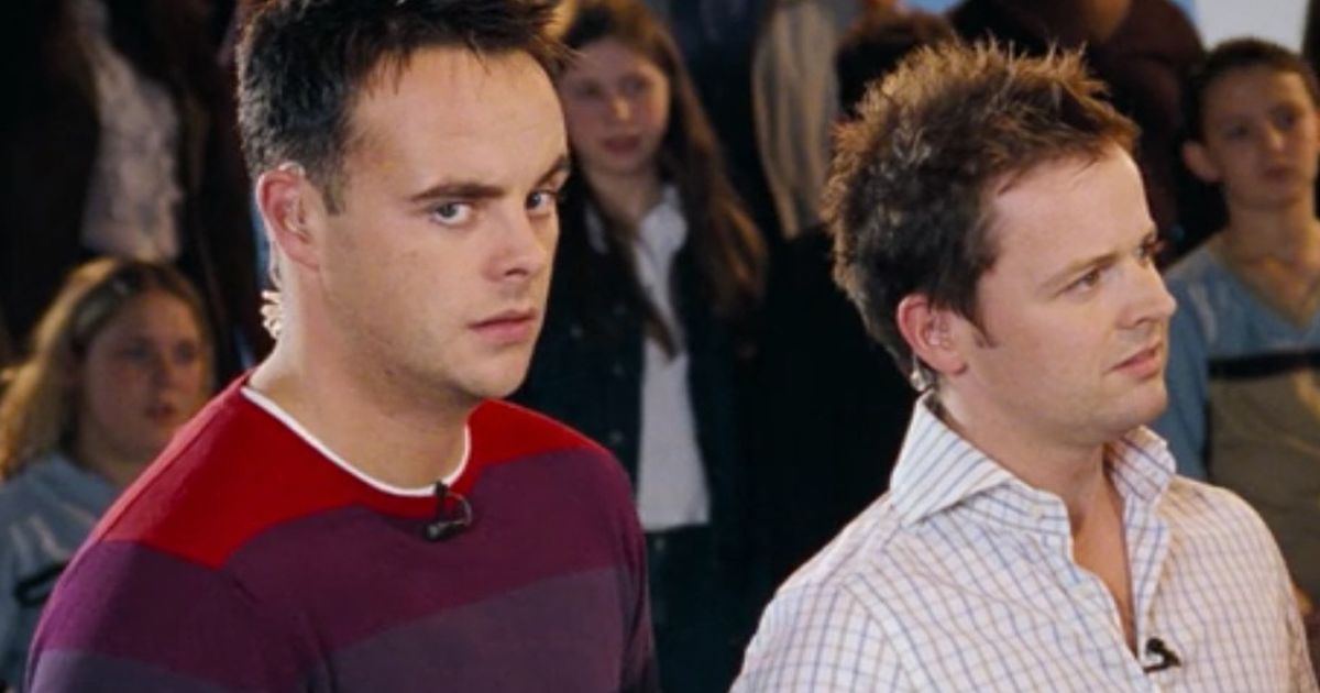 Awkward Ant and Dec drugs joke from Love Actually resurfaces