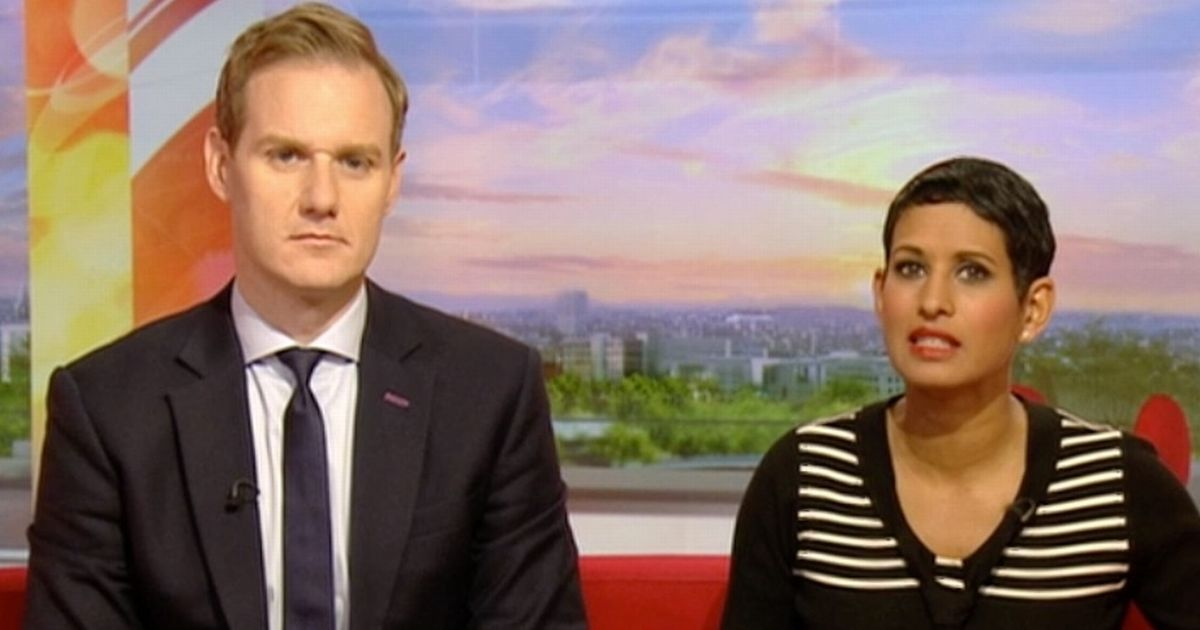 Shock as BBC 'goes off air' as host calls for 'someone to put the plug back in'