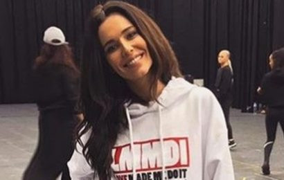 Cheryl flogs hoodies with huge grammar mistake after Love Made Me Do It flop