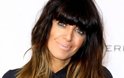 Claudia Winkleman admits to naked spray tan sessions with Strictly co-stars