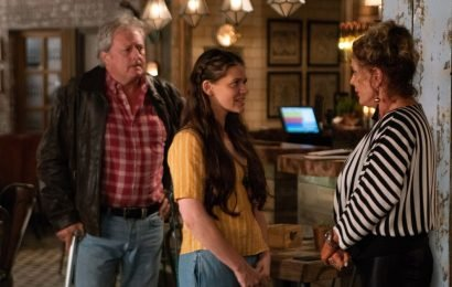 Corrie star was 'sceptical' about Liz McDonald's fake daughter plot
