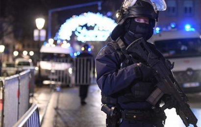 Strasbourg Christmas market shooting suspect may have fled France