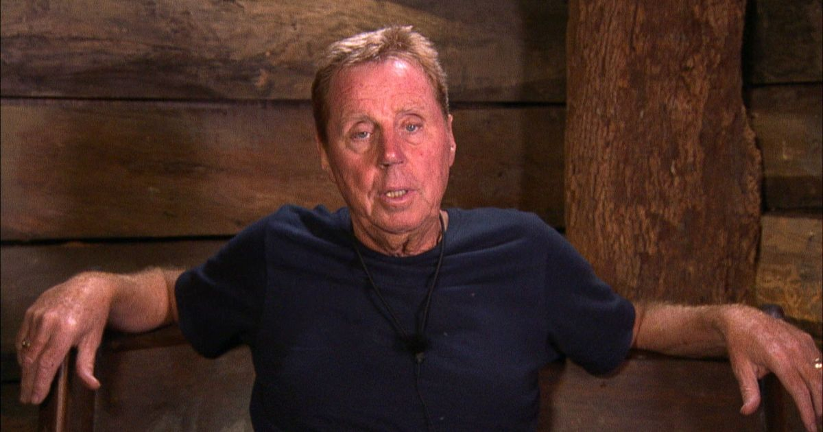 I'm A Celebrity's Harry Redknapp loses temper with all of his fellow campmates