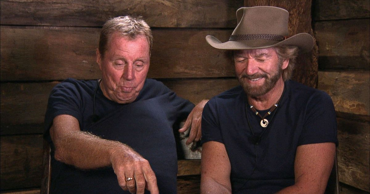 I'm A Celebrity's Noel Edmonds will front new TV show with Harry Redknapp