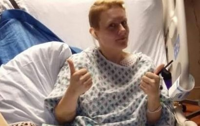 Brit woman injured in horror head-on collision in America speaks for first time