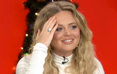 Emily Atack apologises then reveals what happened when she met Jamie Redknapp