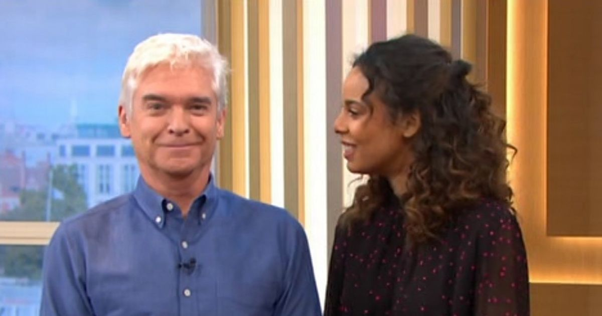 This Morning chaos as stage invaders take over I'm A Celebrity segment