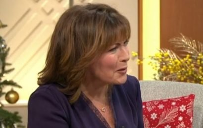Lorraine Kelly 'erupting in rage' after her show is bumped for extended GMB