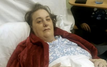 Doctors 'left toxic sponge in woman's womb for 17 months after surgery'