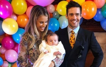 Spencer Matthews and Vogue Williams planning to try for second baby in new year