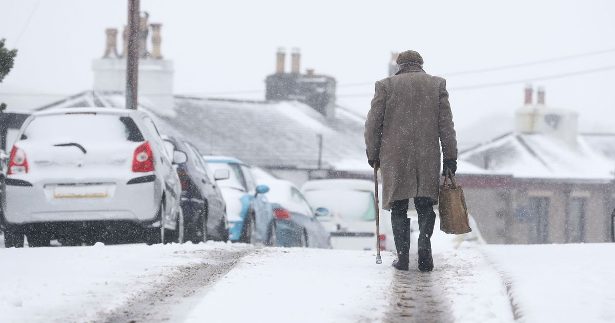 'Danger to life' warning issued in the UK – here's where snow will hit