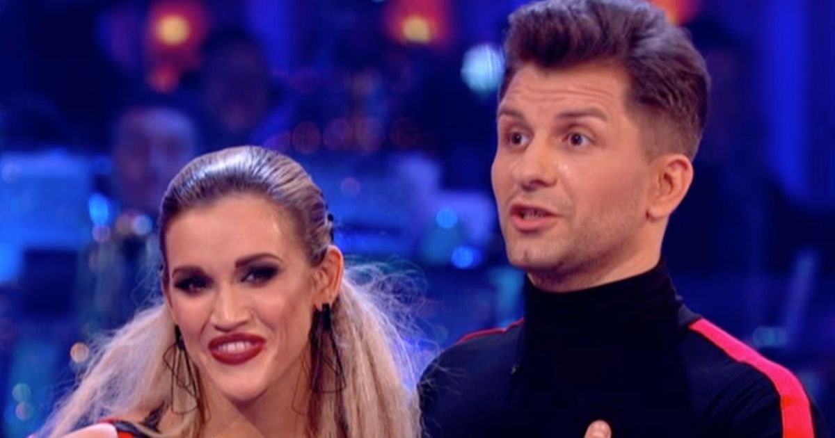 Strictly's Pasha owns up to massive error that hurt Ashley Roberts