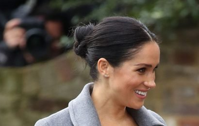 Meghan Markle left this sweet Christmas gesture at Royal Variety event