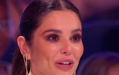 Cheryl bursts into tears in first look at The Greatest Dancer