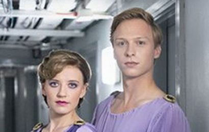 Torvill & Dean's Will Tudor reveals why playing skater will change his career