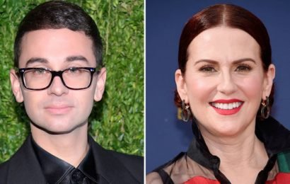 Christian Siriano Offers to Design Megan Mullally a Gown After No Other Designers Will Dress Her