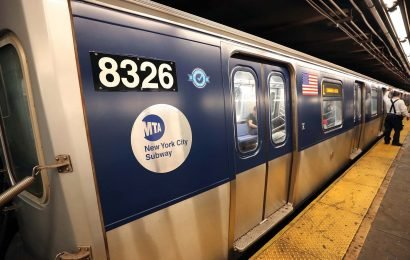 Sleeping subway rider wakes up to find man sexually assaulting her