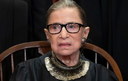 Ruth Bader Ginsburg has two cancerous growths removed from lung