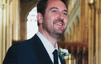 MP's son and dad-of-two dies suddenly days before Christmas