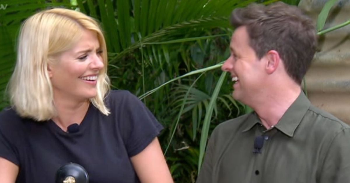 I'm A Celebrity bosses 'want Holly Willoughby back regardless of Ant McPartlin'