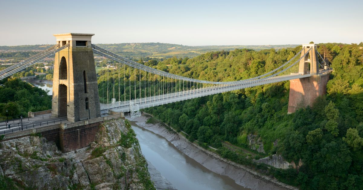 Famous UK bridge could have looked like this – and contained an entire town