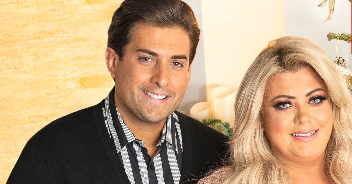 Gemma Collins reveals wedding date to Arg and where 'they first made love'