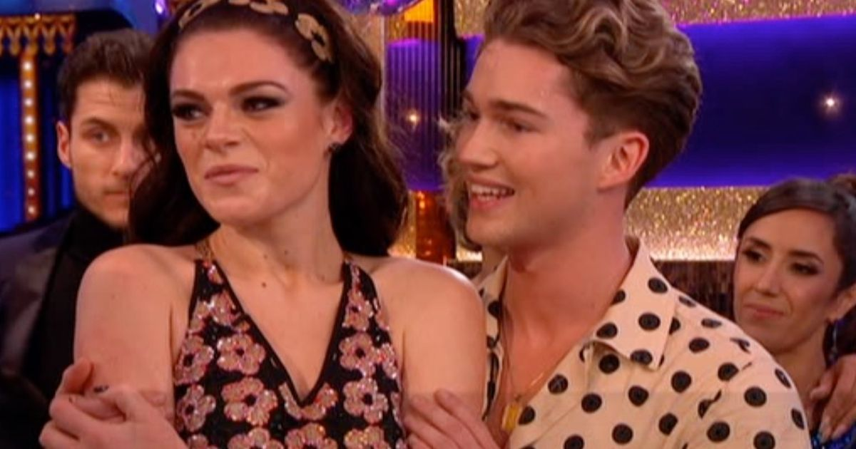 Strictly's Lauren Steadman could leave show tonight after tearful mistake