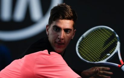 Kokkinakis hoping for an Australian Open wildcard