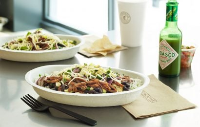 Chipotle's Free Delivery Bowl Will Help You Skip The Fees When You Make An Order