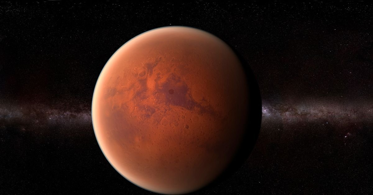 Hear Mars for the first time as NASA releases sound of Red Planet 'wind'