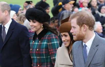Meghan, Kate, William and Harry will spend Christmas together, Palace confirms