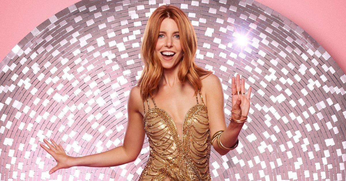 Strictly's Stacey Dooley is being 'groomed' to be the BBC's next golden girl