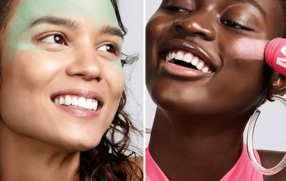 Milk Makeup's New Clay Mask Sticks & Cooling Water Eye Patches Will Help You Chill Out Post-Holidays