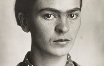 Frida Kahlo revealed through her recently unearthed personal photographs