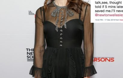 'RHONY's Bethenny Recently Suffered An Allergic Reaction & Tweeted All The Scary Details