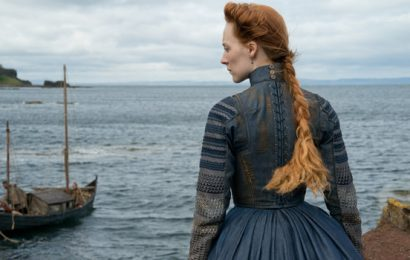 Why Mary Queen of Scots's 16th Century Rulers Wear Denim