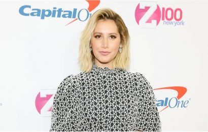 Ashley Tisdale's New Pink Hair Is All the Inspo You'll Ever Need
