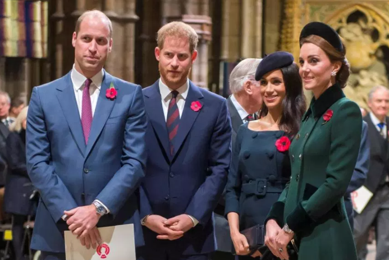 Meghan Markle and Prince Harry to stay WITH Kate and Wills at Christmas after rift rumours