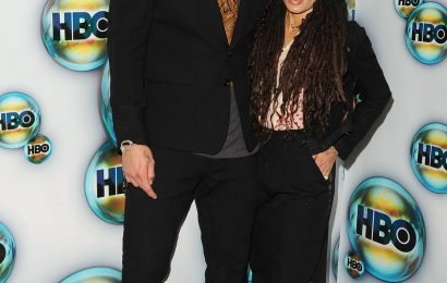 The Photos Of Jason Momoa & Lisa Bonet At The 'Aquaman' Premiere Show How In Love They Are